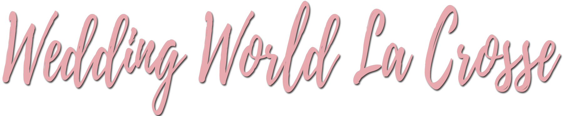 Wedding World La Crosse logo