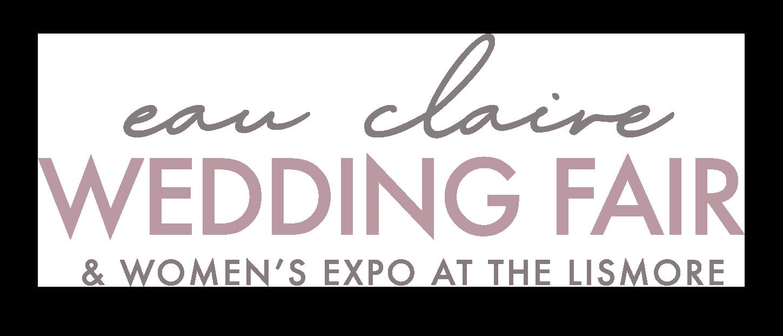 Eau Claire Wedding Fair Logo